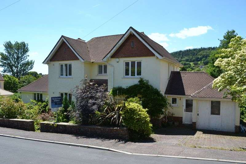 4 Bedrooms Detached House for sale in Knowle Drive, Sidmouth