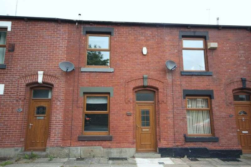2 Bedrooms Terraced House for sale in BURY ROAD, Oakenrod, Rochdale OL11 5EU