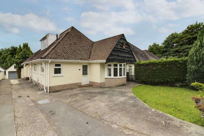 3 Bedrooms Detached Bungalow for sale in Thornhill Gardens, Newport