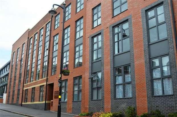 2 Bedrooms Flat for sale in Metalworks, 93 Warstone Lane, BIRMINGHAM, West Midlands