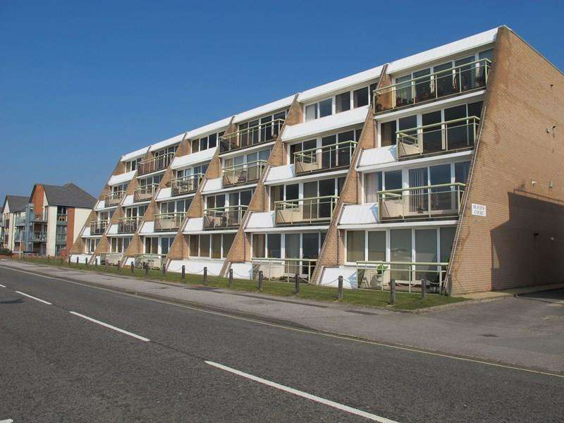 1 Bedroom Apartment Flat for sale in Marine Parade East, Lee-On-The-Solent