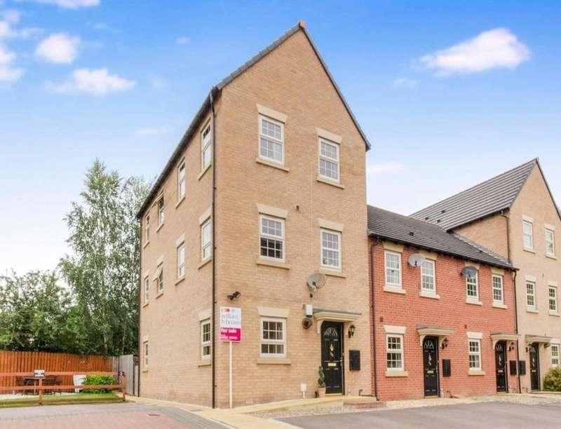 2 Bedrooms Property for sale in Barnsbridge Grove, Barnsley, S70