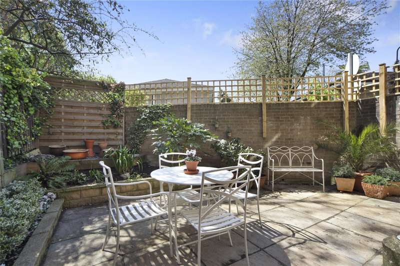 1 Bedroom Flat for sale in Barker Drive, London, NW1