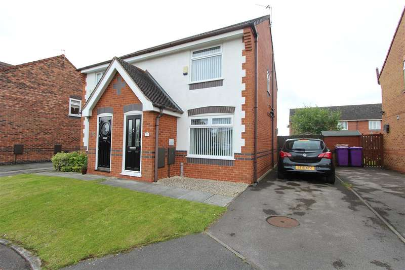 2 Bedrooms Semi Detached House for sale in Turriff Road, Knotty Ash, Liverpool