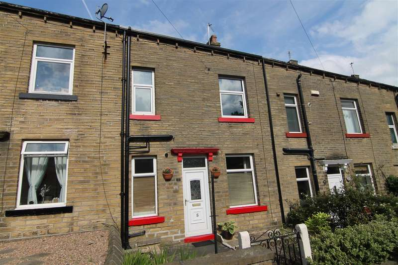 1 Bedroom Terraced House for sale in West Parade, Off Bolton Brow, Sowerby Bridge