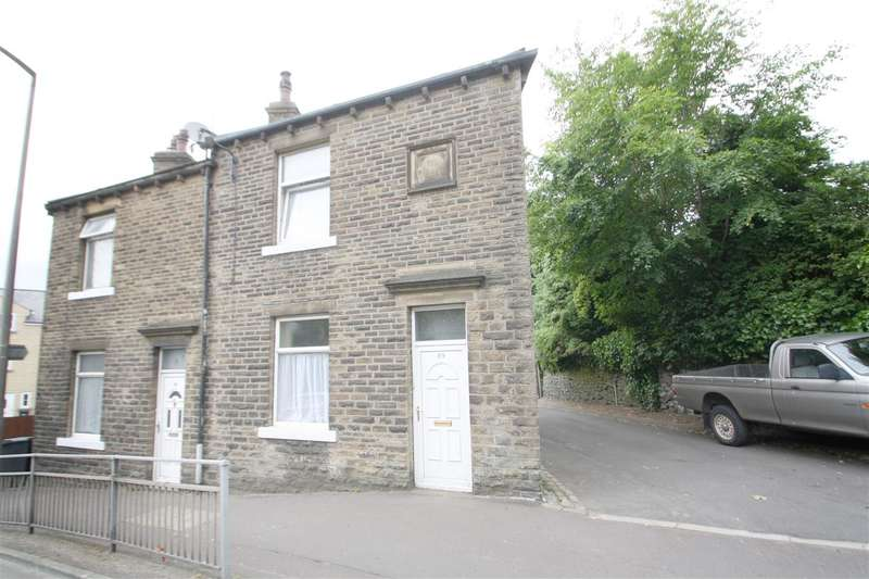 2 Bedrooms Semi Detached House for sale in Keighley Road, Halifax
