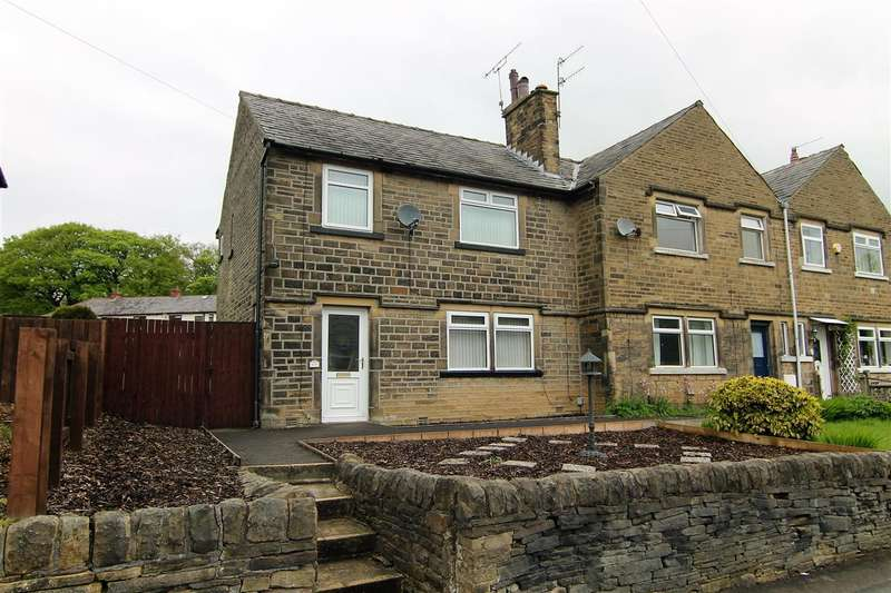 3 Bedrooms Terraced House for sale in Beechwood Road, Holmfield, Halifax