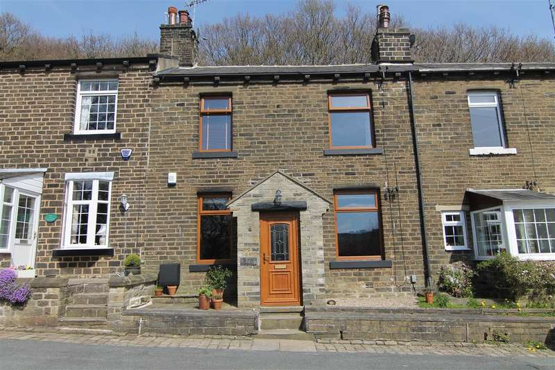 3 Bedrooms Terraced House for sale in Scarr Bottom Road, Halifax