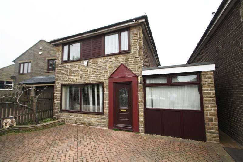 3 Bedrooms Detached House for sale in Mount Tabor Road, Mount Tabor, Halifax