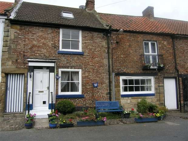 4 Bedrooms Terraced House for sale in Levenside, Stokesley, Middlesbrough, North Yorkshire