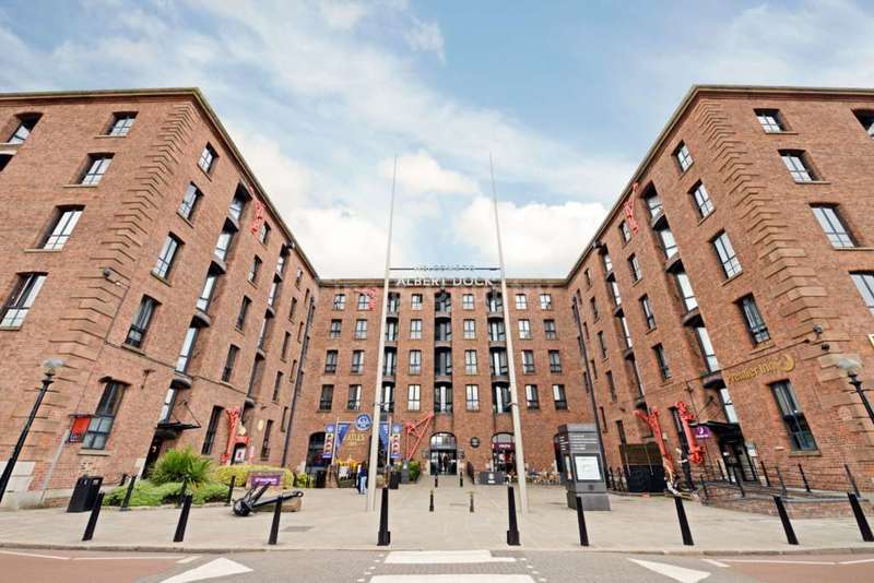 3 Bedrooms Duplex Flat for sale in Albert Dock, Liverpool