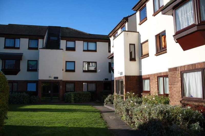 2 Bedrooms Flat for sale in Silk Court, Leytonstone