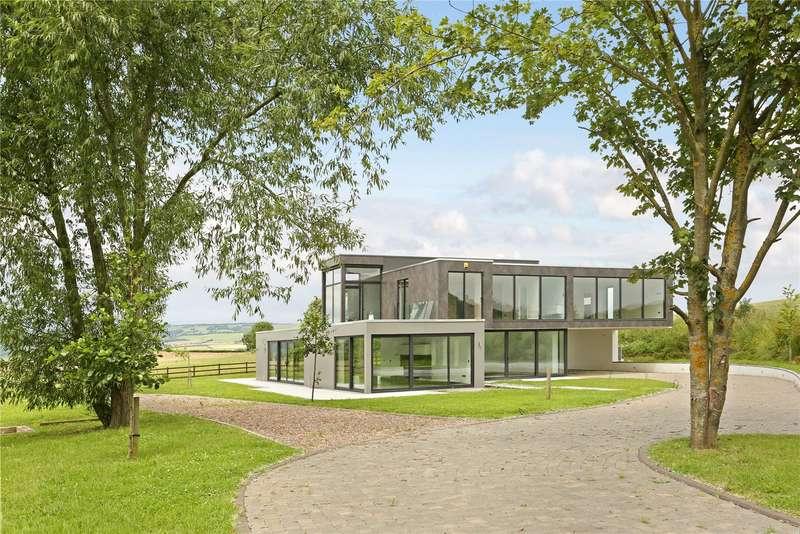 4 Bedrooms Detached House for sale in Bengrove Lane, Teddington, Gloucestershire, GL20