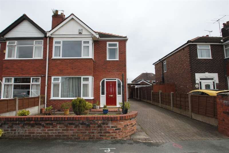 3 Bedrooms Property for sale in Derwent Road, Warrington, WA4
