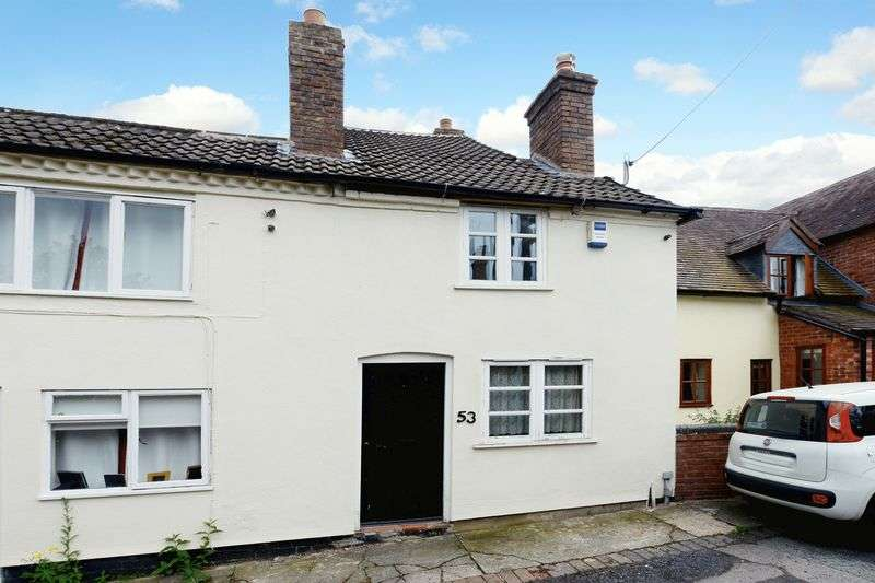 1 Bedroom Terraced House for sale in Belmont Road, Ironbridge, Telford, Shropshire.