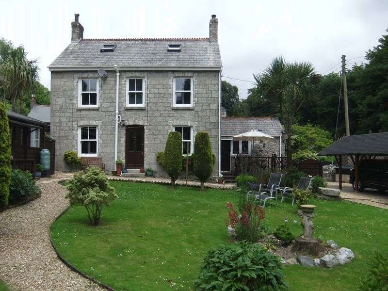 2 Bedrooms Cottage House for sale in Trethowel, St. Austell