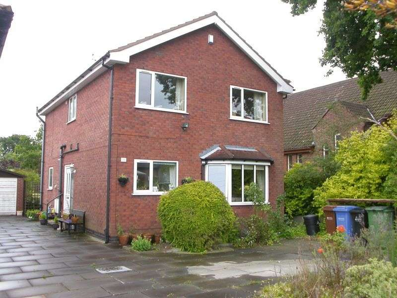 3 Bedrooms Detached House for sale in CHEADLE HULME (VICARAGE AVENUE)