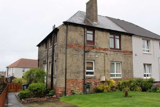 2 Bedrooms Flat for sale in Union Street, Kelty, KY4