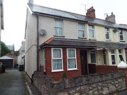 3 Bedrooms End Of Terrace House for sale in Erw Wen Road, Colwyn Bay, Conwy, LL29