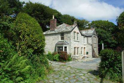 4 Bedrooms Detached House for sale in Tintagel, Cornwall