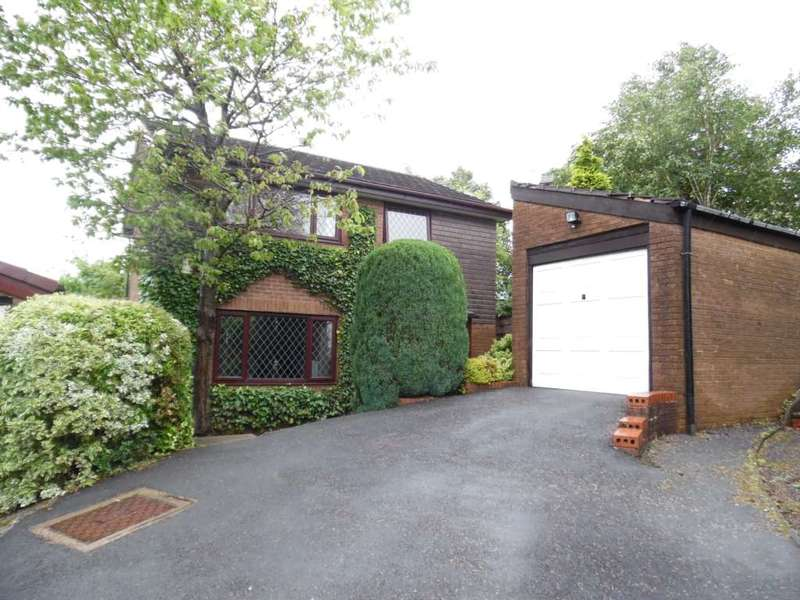 4 Bedrooms Detached House for sale in Whittle Drive, Shaw