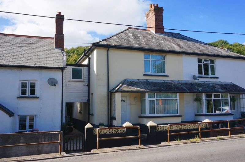 3 Bedrooms House for sale in Station Road, Lifton, PL16 0AN