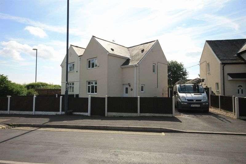 3 Bedrooms Semi Detached House for sale in ABINGDON STREET, ALLENTON