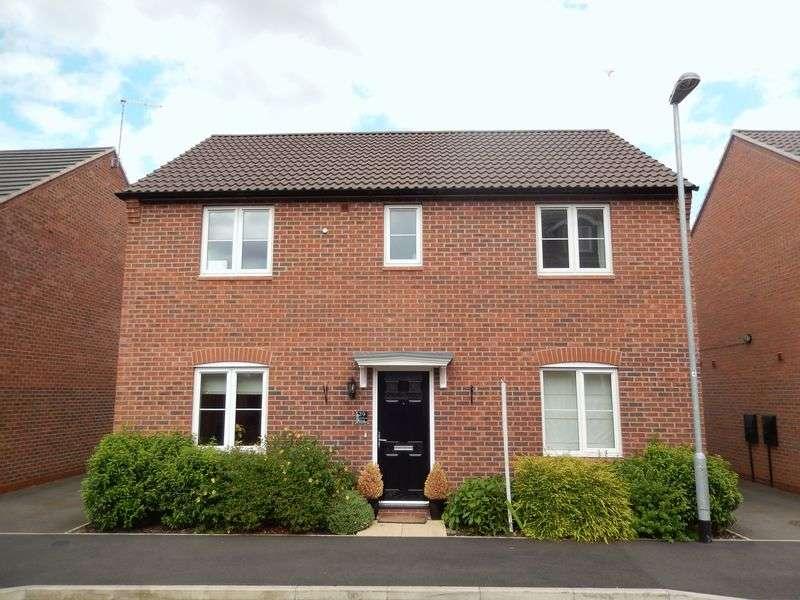 4 Bedrooms Detached House for sale in Hampden Road, Nottingham