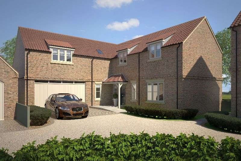 4 Bedrooms Detached House for sale in Beechwood Close, York