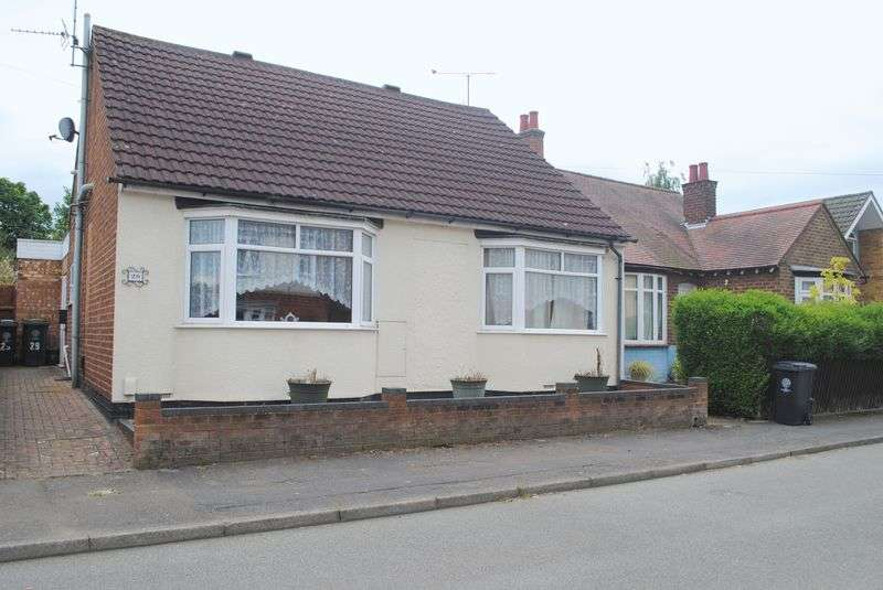 3 Bedrooms Detached Bungalow for sale in Quorn Road, Rushden