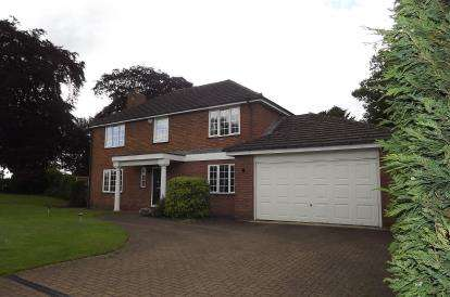 4 Bedrooms Detached House for sale in Woodcote View, Wilmslow, Cheshire