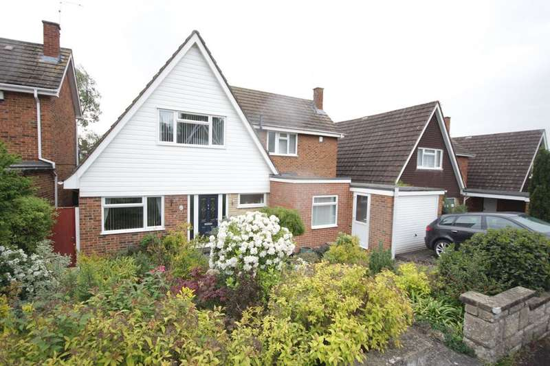 4 Bedrooms Detached House for sale in OFF QUEENS ROAD, MAIDSTONE