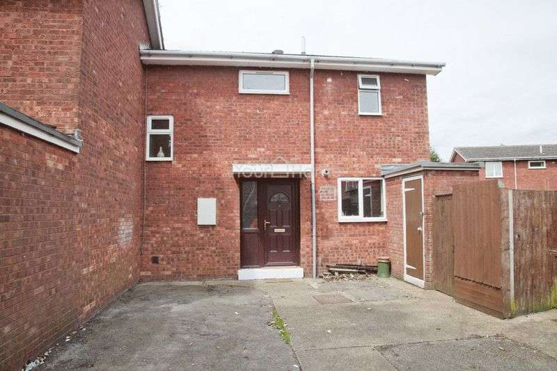 2 Bedrooms Terraced House for sale in Lilac Close, Lincoln