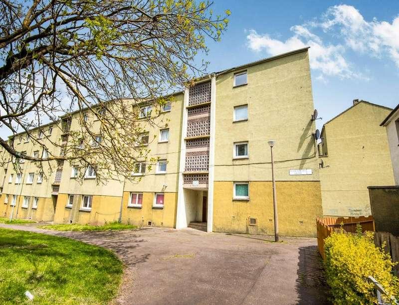 2 Bedrooms Flat for sale in Murrayburn Grove, Edinburgh, EH14