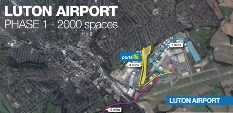 Commercial Property for sale in Luton Airport Carpark 1, Luton