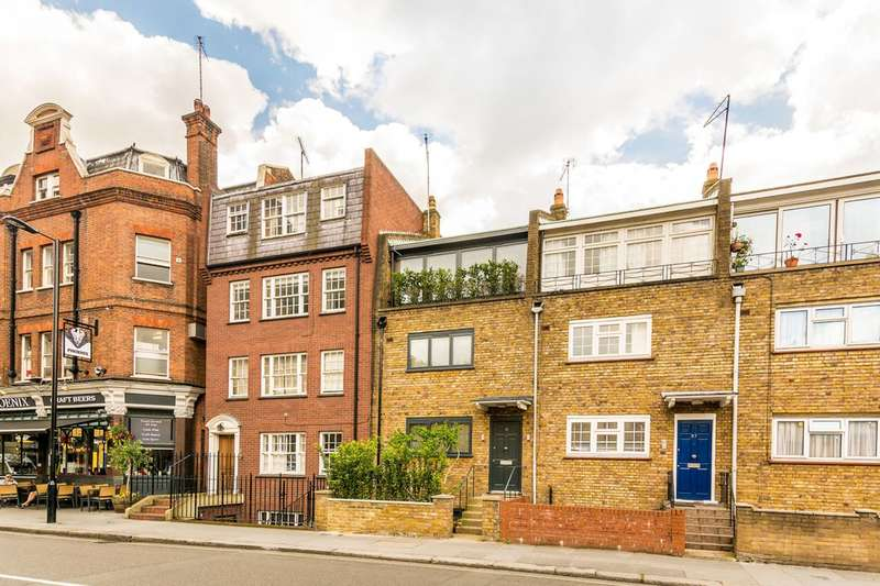 3 Bedrooms House for sale in Moscow Road, Notting Hill, W2