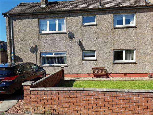 2 Bedrooms Flat for sale in Albyn Avenue, Campbeltown