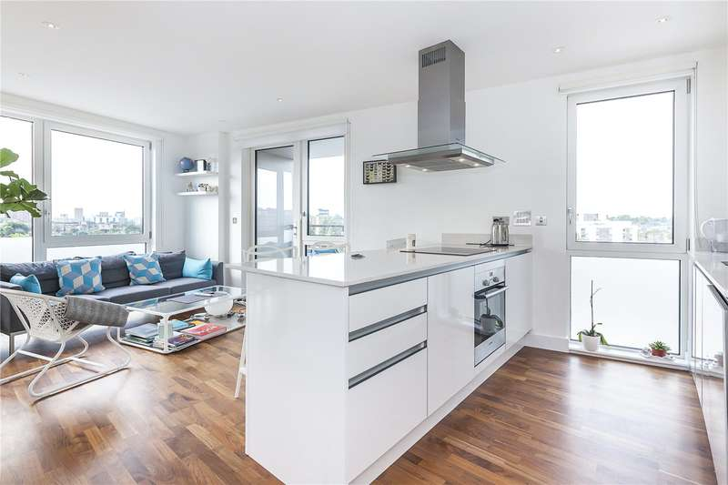 3 Bedrooms Flat for sale in Bellville House, 79 Norman Road, London, SE10