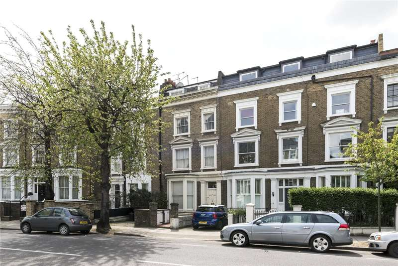 2 Bedrooms Flat for sale in Warwick Gardens, London, W14