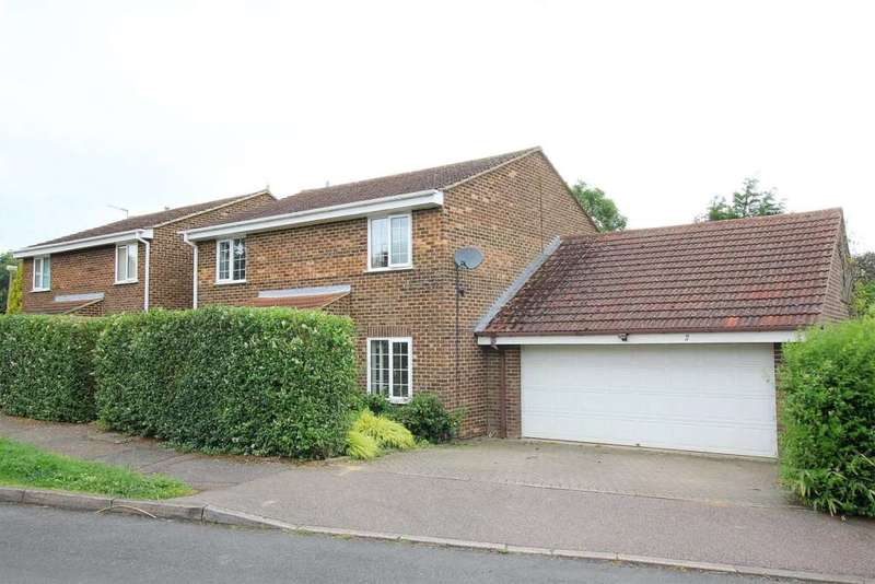 4 Bedrooms Detached House for sale in Braemar Turn, Hemel Hempstead