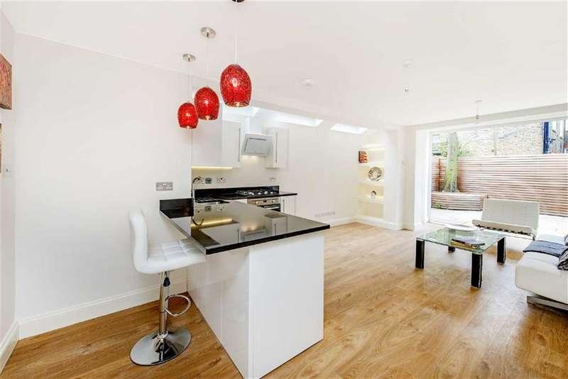 2 Bedrooms Flat for sale in Glenrosa Street, Fulham, London, SW6