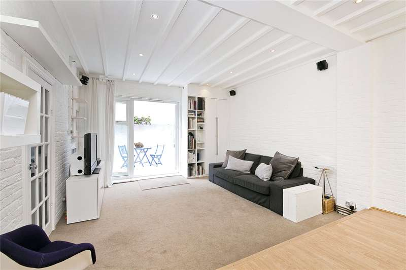 2 Bedrooms Mews House for sale in Shafton Mews, Shafton Road, E9