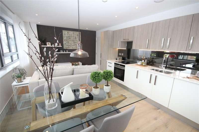 2 Bedrooms Flat for sale in Seventeen, Station Road, New Barnet, EN5