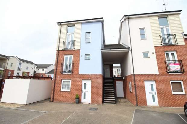 2 Bedrooms Flat for sale in Ariel Close, NEWPORT