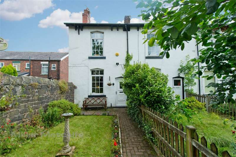 2 Bedrooms Cottage House for sale in Murton Terrace, Astley Bridge, Bolton, Lancashire