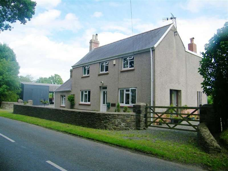 4 Bedrooms Property for sale in Martletwy, Narberth, Pembrokeshire