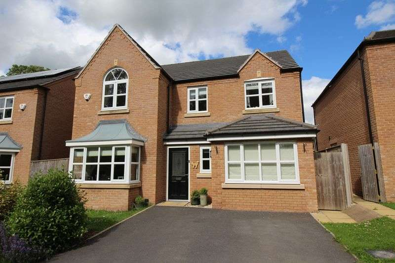 4 Bedrooms Detached House for sale in 26 Winston Way, Penley, Wrexham