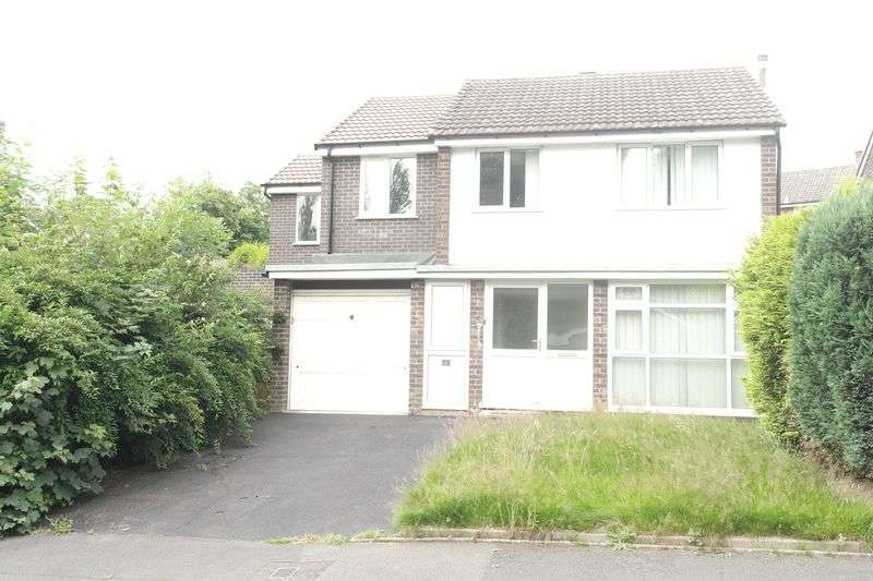 5 Bedrooms Detached House for sale in Campbell Close, Walsall
