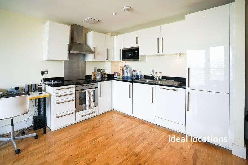 2 Bedrooms Flat for sale in Chrisp Street, London