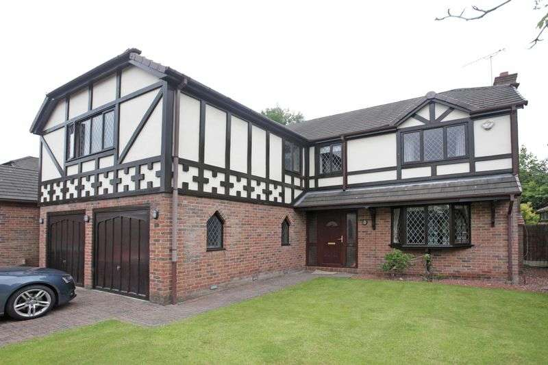 5 Bedrooms Detached House for sale in Sunnybank Road, Bowdon